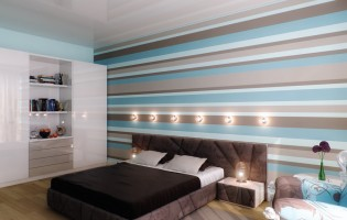 Спалня Аквамарин 1