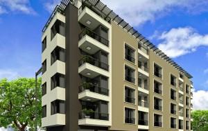 Фасадно оформление на сграда в Бургас